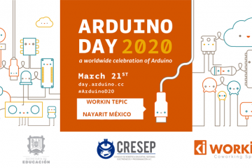 Arduino Day 2020- Tepic, Nayarit, México.